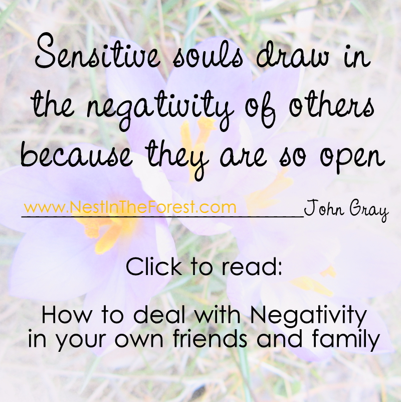 How to Deal with Negativity