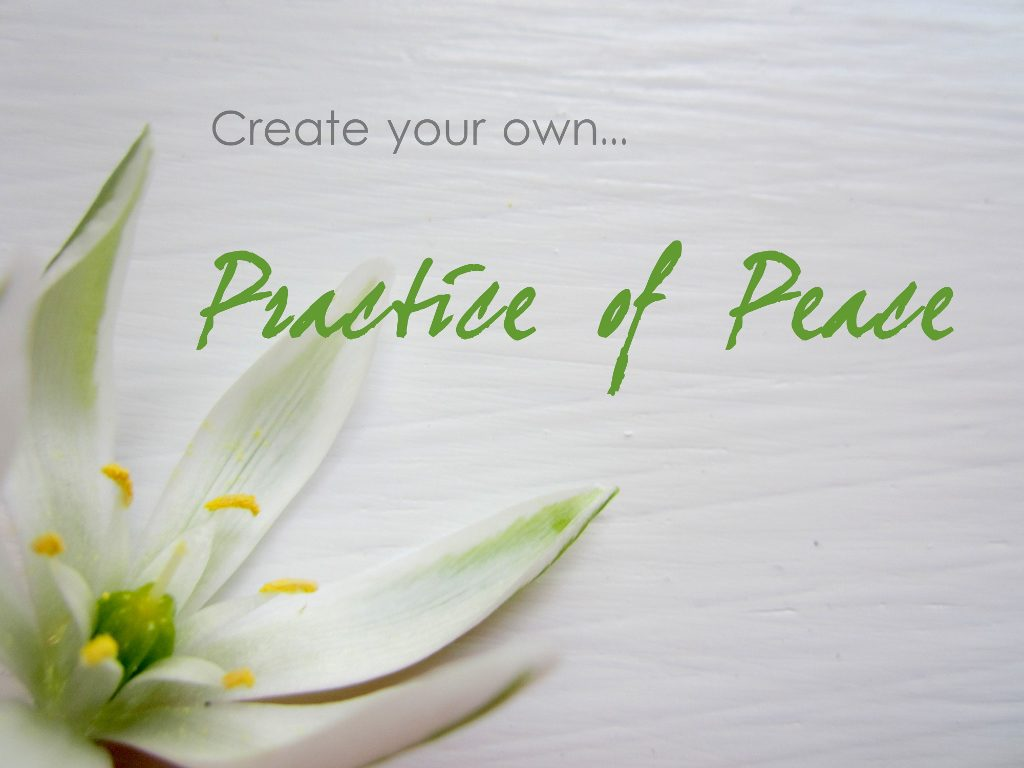 Soul Sadhana: Create your own Practice of Peace